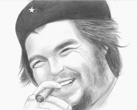 Che Guevara by ksnake